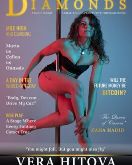 Diamonds Production April Issue